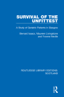 Survival of the Unfittest: A Study of Geriatric Patients in Glasgow Cover Image