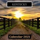 Kentucky Calendar 2021 Cover Image