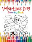 Valentines Day Coloring Book for Kids Cover Image