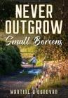 Never Outgrow Small Boreens Cover Image