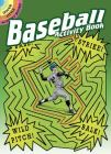 Baseball Activity Book (Dover Little Activity Books) Cover Image