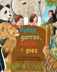 Patas, Garras, Manos, y Pies Cover Image
