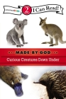 Curious Creatures Down Under: Level 2 (I Can Read! / Made by God) Cover Image