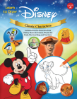 Learn to Draw Disney Classic Characters: Includes Favorite Characters from Mickey Mouse & Friends, Winnie the Pooh, the Lion King, Toy Story, and More (Learn to Draw Favorite Characters: Expanded Edition) Cover Image