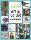 Molly Hashimoto's Art & Nature Activity Book Cover Image
