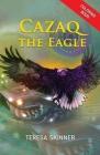 Cazaq the Eagle Coloring Book Cover Image