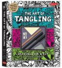 The Art of Tangling Drawing Book & Kit: Inspiring drawings, designs & ideas for the meditative artist Cover Image