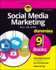 Social Media Marketing All-In-One for Dummies Cover Image