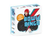 Bowie Bingo: Icon. Rock God. Alien. Bingo! Cover Image