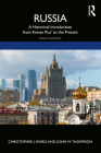 Russia: A Historical Introduction from Kievan Rus' to the Present Cover Image