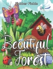 Beautiful Forest: An Adult Coloring Book. Cover Image