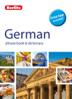 Berlitz Phrase Book & Dictionary German (Bilingual Dictionary) (Berlitz Phrasebooks) Cover Image