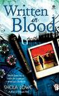 Written In Blood: A Forensic Handwriting Mystery Cover Image