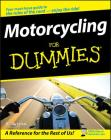 Motorcycling for Dummies Cover Image