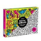 Keith Haring 2-sided 500 Piece Puzzle Cover Image