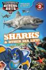 Transformers Rescue Bots: Training Academy: Sharks & Other Sea Life! (Passport to Reading) Cover Image