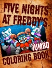 Five Nights at Freddy's JUMBO Coloring Book: 60 Illustrations Cover Image