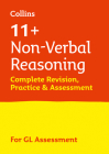 Non-Verbal Reasoning Complete Revision, Practice & Assessment for GL: 11+ Cover Image