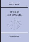 Algebra som geometri: Portfölj IV av Den första matematiken Cover Image