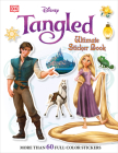 Ultimate Sticker Book: Tangled: More Than 60 Reusable Full-Color Stickers Cover Image