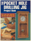 The Pocket Hole Drilling Jig Project Book Cover Image