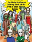 The Official First Contact Coloring Book of the P'nti & Star Nation Beings Cover Image