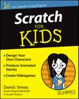 Scratch for Kids for Dummies Cover Image