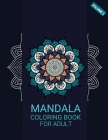 Mandala Coloring Book For Adult: 29 Stress Relief And Relaxing Mandala. (volume 2) Cover Image