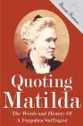 Quoting Matilda Cover Image