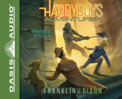 Dungeons & Detectives (Library Edition) (Hardy Boys Adventures #19) Cover Image