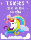 Unicorn coloring book for kids: pretty cute magical unicorn coloring book for kids, children (8.5 X 11 inch & 47 pages ) Cover Image