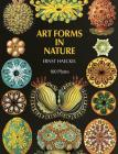 Art Forms in Nature (Dover Pictorial Archives) Cover Image