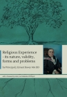 Religious Experience: its nature, validity, forms and problems Cover Image