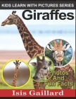 Giraffes: Photos and Fun Facts for Kids Cover Image