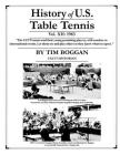 History of U.S. Table Tennis Volume 12 Cover Image