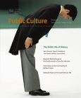 The Public Life of History (Public Culture #20) Cover Image