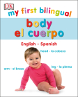 My First Bilingual Body / Cuerpo Cover Image