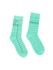 Library Card Green Socks Large Cover Image