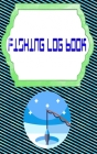 Fishing Log Books: Ffxiv Fishing Log 110 Page Size 5 X 8 Inch Cover Glossy - Saltwater - Best # Records Good Print. Cover Image