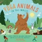 Yoga Animals In the Forest Cover Image