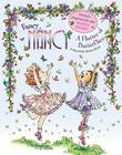 Fancy Nancy: A Flutter of Butterflies: A Reusable Sticker Book [With Reusable Stickers] Cover Image