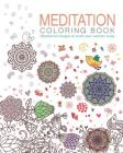 Meditation Coloring Book: Wonderful images to melt your worries away (Chartwell Coloring Books) Cover Image