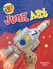 Junk Art (Awesome Art) Cover Image
