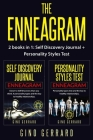 The Enneagram: 2 books in 1: Self Discovery Journal + Personality Styles Test Cover Image