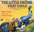 The Little Engine That Could: Loren Long Edition Cover Image