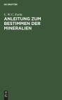 Anleitung zum Bestimmen der Mineralien Cover Image