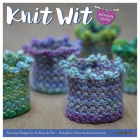 Knit Wit 2021 Wall Calendar Cover Image