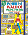 Where's Waldo? Awesome Adventures Cover Image