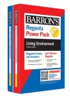 Regents Living Environment Power Pack Revised Edition (Barron's Regents NY) Cover Image