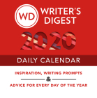 Writer's Digest 2020 Daily Calendar: Inspiration, Writing Prompts, and Advice for Every Day of the Year Cover Image